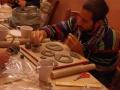 laboratorio argilla decorazioni